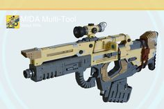 LEGO Is As Close We've Got To An Actual Destiny Weapon