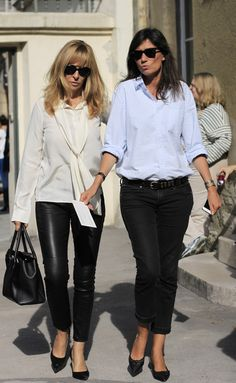 Emmanuelle Alt #sunglasses