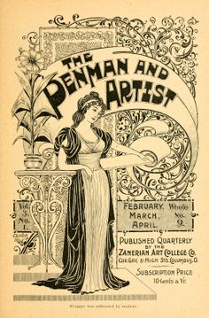 ARTEFACTS - antique images: Magazine Cover — for personal use only!