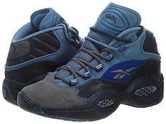 Reebok Question Mid Classic    V61041 Mens Stash Sneakers SZ-8.5