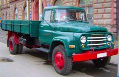 Classic Trucks, Big Trucks, Tractor, Cars And Motorcycles, Diesel, Automobile, Monster Trucks, Nostalgia, Retro