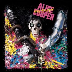 Alice Cooper Hey Stoopid on Limited Edition 180g LP Friday Music / Alice Cooper 180 Gram Vinyl Series Mastered by Joe Reagoso at Friday Music Studios & Pressed at RTI Alice Cooper pioneered a grandly