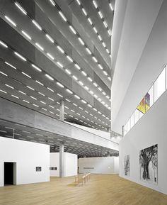 Schaulager, Münchenstein/Basel, 2006 (Architektur: Herzog & de Meuron)