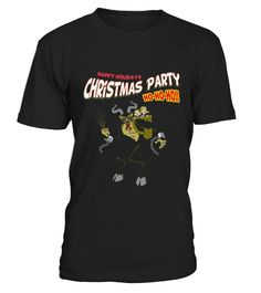 Christmas Party Happy Holidays Gifts Krampus T shirt