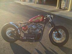 Bobber Inspiration | No mercy, Harley bobber | Bobbers and Custom Motorcycles