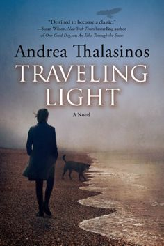Traveling Light by Andrea Thalasinos, http://smile.amazon.com/dp/B00CQY7VKK/ref=cm_sw_r_pi_dp_M2Cnub0Y0QQ80