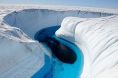 Birthday Canyon in Greenland