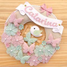Felt Crafts Kids, Baby Crafts, Easter Crafts, Popsicle Crafts, Diy Crafts For Home Decor, Felt Dolls, Felt Art, Felt Ornaments, Baby Room Decor