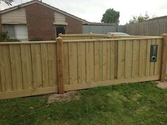 38 Best Paling fences by Nailed it Fencing images in 2019