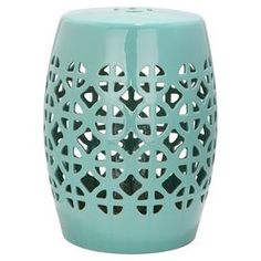Calla Patio Stool   Safavieh : Target | Ceramic Garden Stools | Pinterest |  Target, Patio And Stools