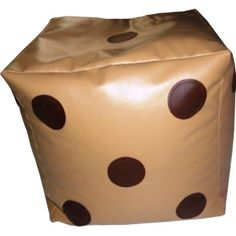 Buy Dice Bean Bag. Now Play and Relax anytime available at mebelkart @ discount offer.
