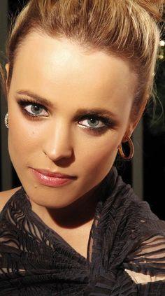Rachel McAdams - makeup perfection                                                                                                                                                      Más