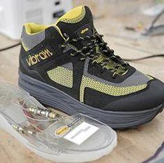 UNIVERSO NOKIA: Ecco la scarpa che produce energia per ricaricare ...