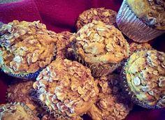 RV Recipe: Pumpkin Oat Streusel Muffins | OwnLessDoMore.us