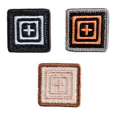Purpose BuiltDesigned to integrate with a wide array of 5.11 patrol, duty, and tactical clothing, our morale patches allow you add a touch of style and personality to your uniform or tactical kit. A hook-back attachment system makes our morale patches easy to pull on or off while remaining securely affixed during periods of strenuous activity. Rich embroidering provides a textured look, and laser-cut fabrication ensures proper sizing. Available in a wide range of colors, sizes, and styles…