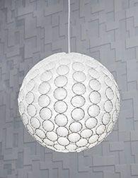 lampe af engangskopper