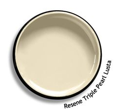Resene Triple Pearl Lusta is an ubiquitous, deepest form of the popular Resene Pearl Lusta warm cream. From the Resene Whites & Neutrals colour collection. Try a Resene testpot or view a physical sample at your Resene ColorShop or Reseller before making your final colour choice. www.resene.co.nz