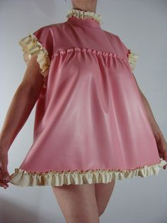 Plastic Aprons, Sissy Maid, Nightwear, Mantel, Boots, Skirts, Baby, How To Wear, Dreams