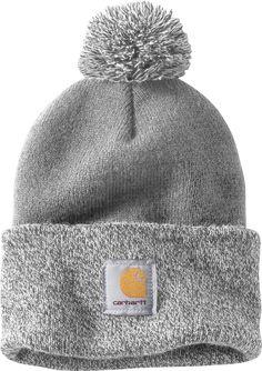 8e1eb53059e0d Carhartt Women s Lookout Pom Pom Hat