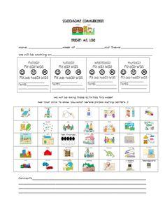 Preschool Wonders: Classroom Management {and a freebie}! Autism Teaching, Autism Classroom, Preschool Classroom, Preschool Ideas, Classroom Ideas, Daycare Ideas, Behavior Management, Classroom Management, Class Management
