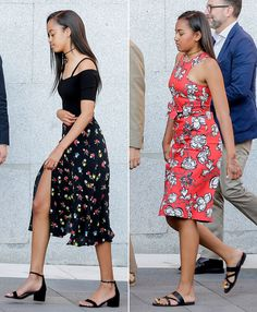 #FirstDaughters Of The United States  #MaliaObama & #SashaObama Visited…