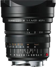Leica 21mm f/1.4 Summilux M ASPH