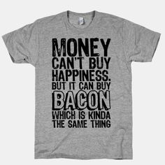 It Can Buy Bacon | HUMAN | Dad