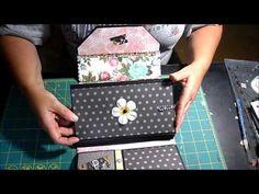 Quick Wallet Mini Album Tutorial - YouTube