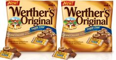 $1/1 Werther's Original Sugar Free Printable Couponwhy does Wethersfield make it so impossible to get the coupon. I gave up!