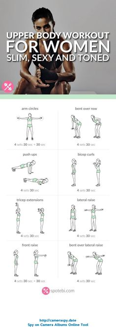 upper body workout for women  | Posted By: NewHowToLoseBellyFat.com http://www.weightlossjumps.com/weight-loss-exercise-rules/