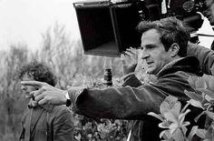 Francois Truffaut (que guapo era)