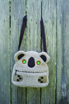 https://www.cityblis.com/6024/item/12919 | Stufit kids Koala Bag - $20 by O.B. Designs | Stufit Kev Koala   Travel companion   Job:Journalist  Loves: Dirt biking & Lepoard print  Hates: Hat Hair & Needles  The STUFITs, are funny, quirky & extremely versatile plush bags.The cool & loveable australian characters are sure to make you smile. It's zip open mouth ... | #Boys Accessories