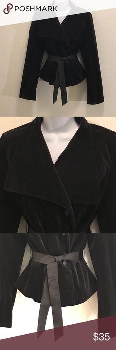 Spotted while shopping on Poshmark: 🎉🎉HP 🎉 🎉Black Formal Jacket! #poshmark #fashion #shopping #style #Jackets & Blazers