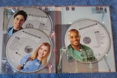 Complete FIRST SEASON Medical SCRUBS Comedy DVD Set One Braff 24 Episodes #Scrubs #MedicalComedy