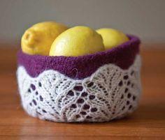 Ravelry: Soft Porcelain Bowls pattern by Amanda Scheuzger