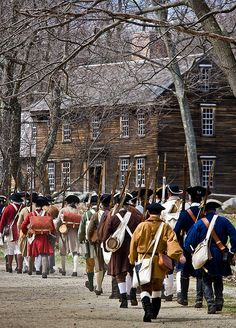 Concord, MA Revolutionary War Re-enactment American Revolutionary War, American Civil War, Early American, American History, New England States, War Of 1812, Colonial America, Us History, Vacation Spots
