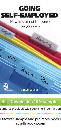 'Going Self-Employed' by Steve Gibson