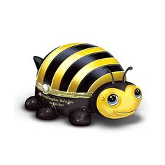Granddaughter Music Box: Granddaughter, You're Cute As Can Bee! by The Bradford Exchange Bee Gifts, Bradford Exchange, Youre Cute, Clever Design, Bees Knees, Trinket Boxes, My Sunshine, Porcelain, Music Boxes
