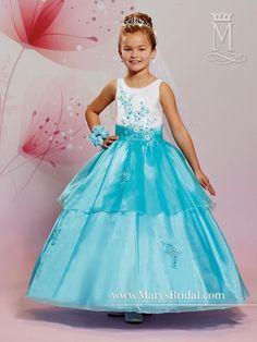 8b7b7f5766 Mary s Bridal Girls Formal Dress Girls Special Occasion Dresses