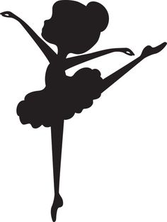 Ideas for baby diy projects cricut Ballerina Silhouette, Silhouette Art, Diy And Crafts, Crafts For Kids, Arts And Crafts, Paper Crafts, Ballerina Birthday Parties, Ballerina Party, Balerina