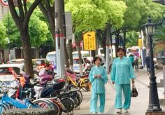 Matching PJs – Shanghai or Bust blog