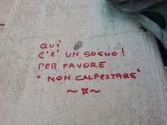 Trieste - messaggio ai posteri