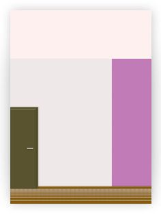Relaxed | Abstract of the 50s | With coolness and composure. A color scheme for your home.