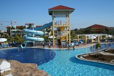 Serinas La Salina ~ Varadero, Cuba, our kids had a blast here! great resort for families!