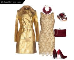 Gotta love a Michael Kors Gold Coat! Smart Occasion: find at Polyvore.com by searching for fiona2105. Follow my blog (life as a life model, art and fashion) at fiona2105.wordpress.com Smart Occasion, Model Art, Michael Kors Gold, Searching, Wordpress, About Me Blog, Coat, Polyvore, Life