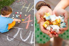 Aprende a hacer estas tizas para niños con materiales sencillos e inofensivos....