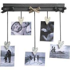 Bruit de cadre - Porte photo - Trio porte-photos horizontal 5 vues Romance: Amazon.fr: Bébés & Puériculture