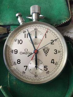Cronometro rattrappante omega
