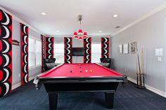 RVH_080- Game Room- Million Dollar Villa - Over One Million Dollars Worth of Reunion Luxury with Breathtaking Views, Cinema, Games Room & Pool