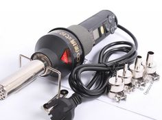 27.00$  Buy here - http://ali6to.shopchina.info/go.php?t=32712303924 -  220V LCD Adjustable Electronic Heat Hot Air Gun Desoldering Soldering Station IC SMD BGA Rework 4 Nozzle 8018LCD  #magazineonlinewebsite